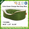 2016 Hot Sale Composite Suede Fabric Luxury Pet Bed, High Quality Pet Bed, HQ Dog Bed