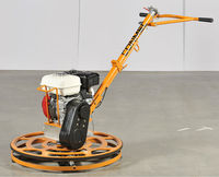 CT430 concrete finishing machine/edging power trowel