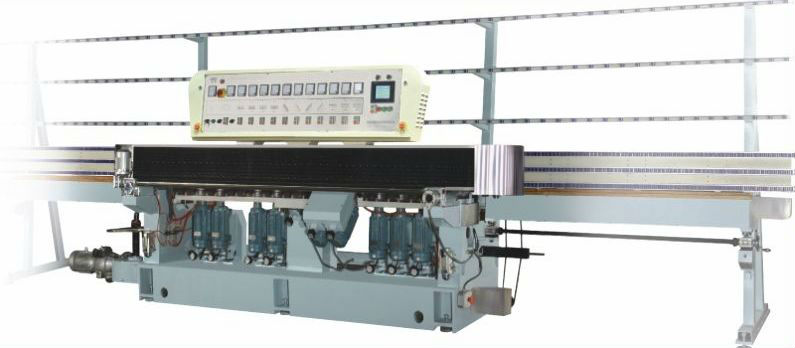 Minimum glass 20*20mm, 11 spindles bavelloni glass polishing machine price