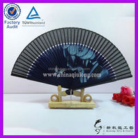 Hand Fan Wedding Favors / Hand Fan Wedding Gift / Luxurious Wedding Gift Silk Fan