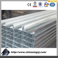 Steel C/Z beam structure material/ construction steel
