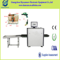 baggage screening machines x-ray parcels scanner with high resolution