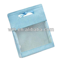 Hot selling Promotional cosmetic PVC gift bag