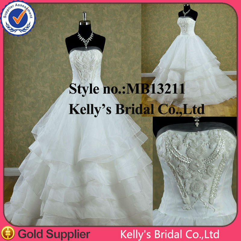New arrive best selling ball gown layered lace simple gowns formal dresses melbourne
