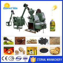 China supplier edible oil refinery line 1t corn oil processing machine small scale oil production plant
