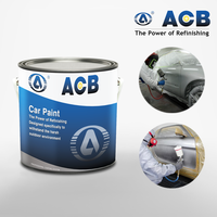 ACB new car paint sealant jobs car refinishing diy auto repair