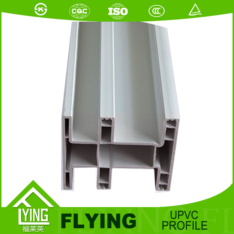 hot sale upvc profiles for windows in market with Shandong Flying CO.LTD of China