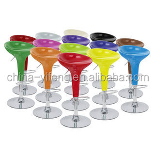 Wholesale Cheap High Top ABS Bar Stool/Bar Chair