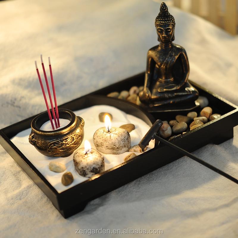 Buddha Zen Garden Relax Decor Spiritual Feng Shui Tea Light Candle Holder  Gift   Buy Buddha Gift,Feng Shui,Mini Zen Garden Product On Alibaba.com