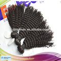 Factory price grade 5a bohemian kinky curly hair
