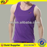 Fashionable gym singlets,tank top men,mens tank tops fishing vests for men