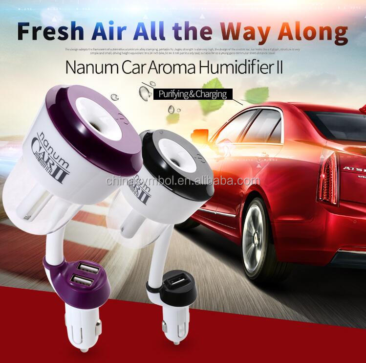 aroma oil fragrance diffuser air freshener for car perfume diffuser humidifier air