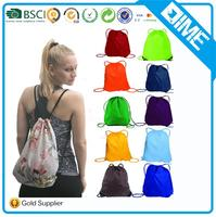Wholesale Shopping Bags,Polyster Draw String Bag