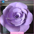 Beautiful Enviromental Colorful Artificial 30cm foam flower