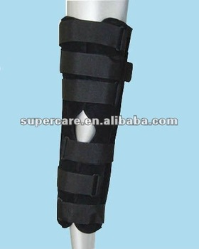 Knee Immobiliser,knee Support,Knee Brace Dongguan Supercare