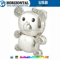 Fashion Gift Cute koala model USB 2.0 Memory Stick Flash pen Drive 8GB Free ship