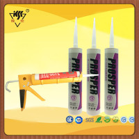 Transparent Liquid Silicone Rubber Sealant For Glass