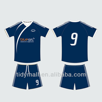 cheap soccer jersey and shorts/design your own football jerseys