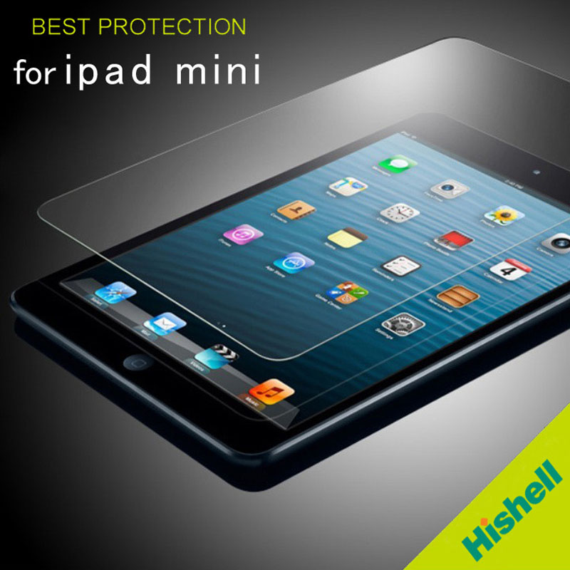 waterproof tempered glass screen protector for ipad mini