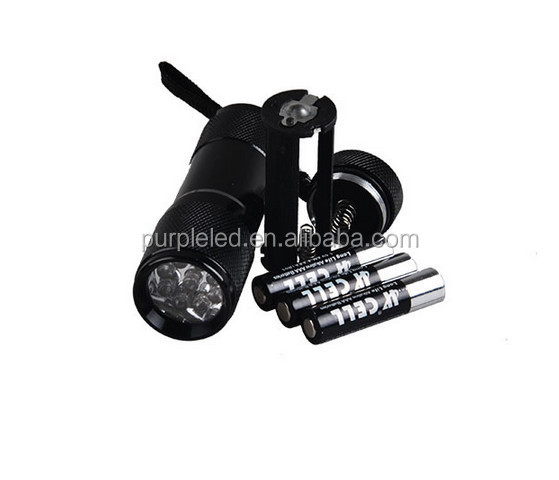 Excellent Material Factory Directly Provide uv led torch