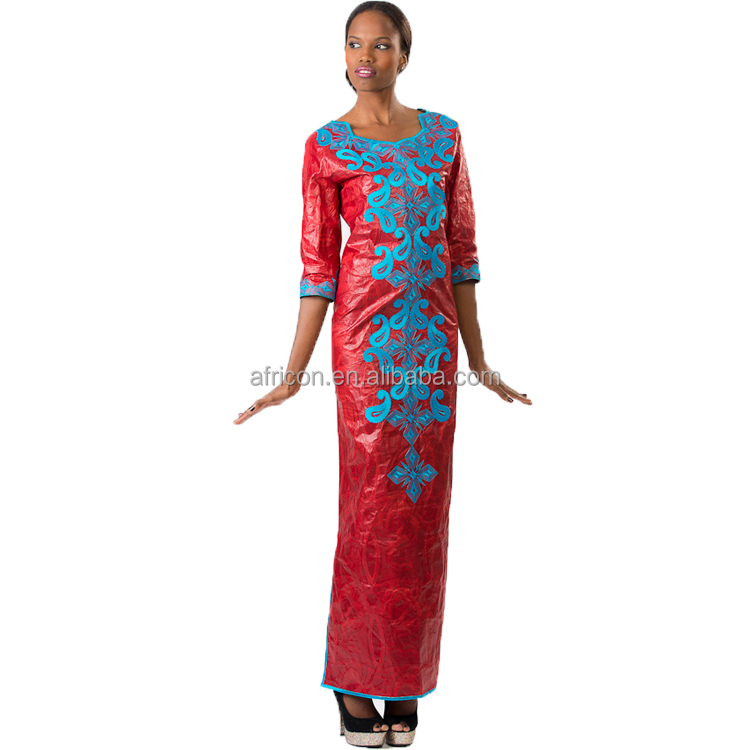 LQ135 Queency Silk Satin Long Kaftan Summer Gown African Style Ladies Prom Dresses High Quality