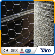 Galvanized iron wire hexagonal wire mesh 10mm for Plastering in steel wire mesh