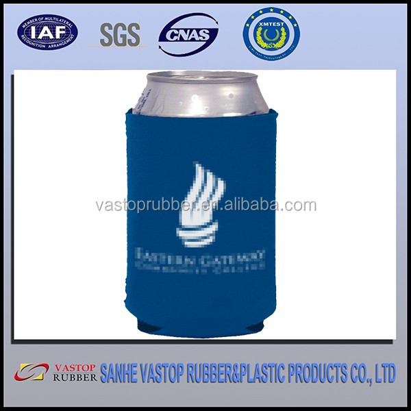 high quality promotional gift customized neoprene stubby holder