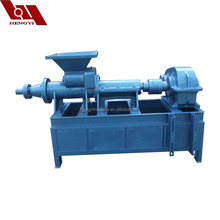 Hot selling bio charcoal briquette making machine price/coal rod extruder machine for sale