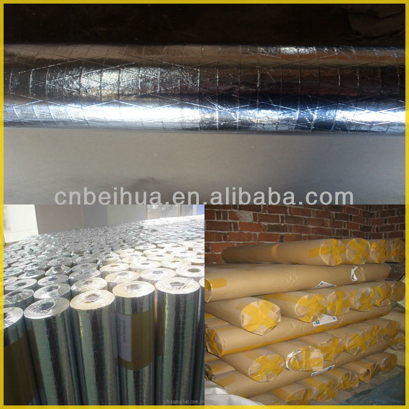for roofing construction reflective aluminium bubble foil