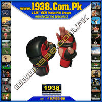 martial arts gloves with buyers logo