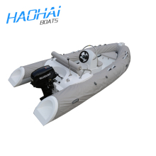 RIB430C Inflatable Fiberglass Rowing Boat