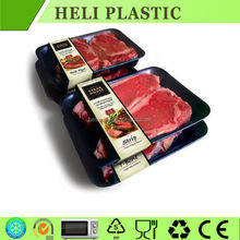 Disposable plastic halal fresh beef/sheep container