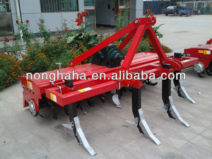 High efficiency 1SZL-200 rotavator/subsoiler/cultivator/rotary tiller with high working efficiency