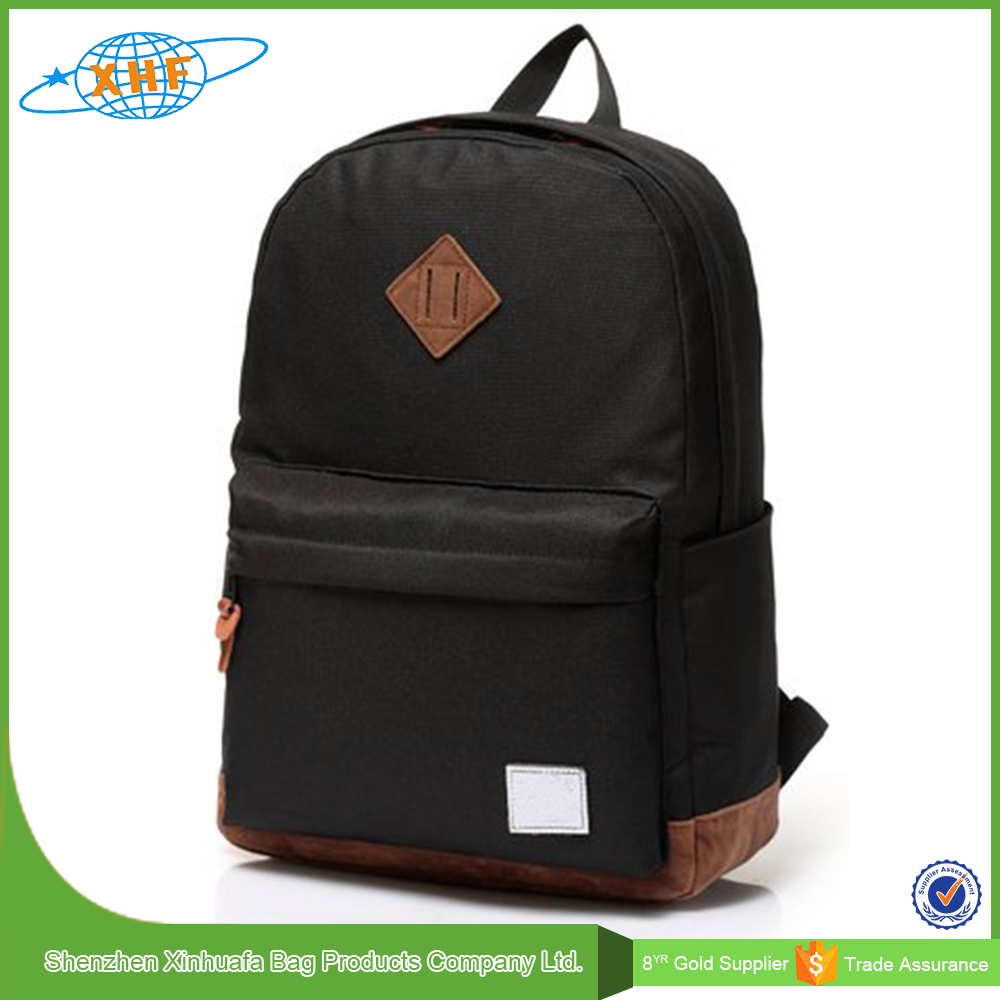 polyester travel leisure backpack