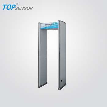 Security equipment Body scanner entrance metal detector