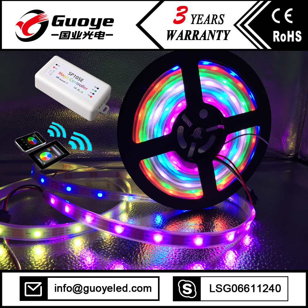led strip ws2812b with RGB RGBW color 30led 60led 144led per meter 5v pixel strip light