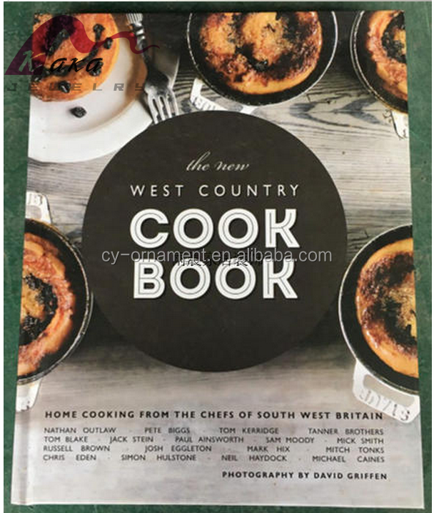 Professional Hardcover English Book Publishers, 2017 My Hot Book Printing Companies for Cookbook popular with family