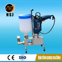 Item-600 Single Barrel Grouting Machine for Construction