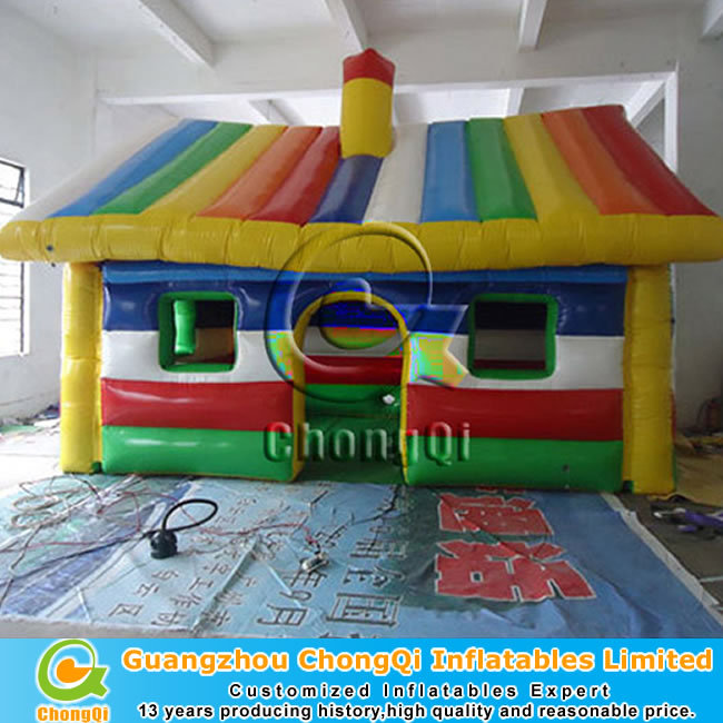 Cheap inflatable jumping castle for sale