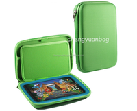 Premium Travel Hard Carry Case Cover Sleeve & Kid Friendly Crayon Stylus For The Ellipsis Kids Tablet