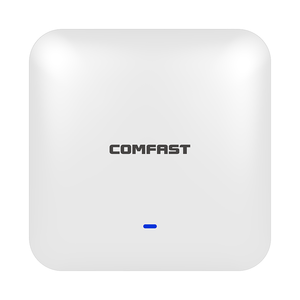 Outdoor WiFi COMFAST CF-E385AC Ceiling Mount Wifi Horspot Access , white ceiling ap,networking equipment