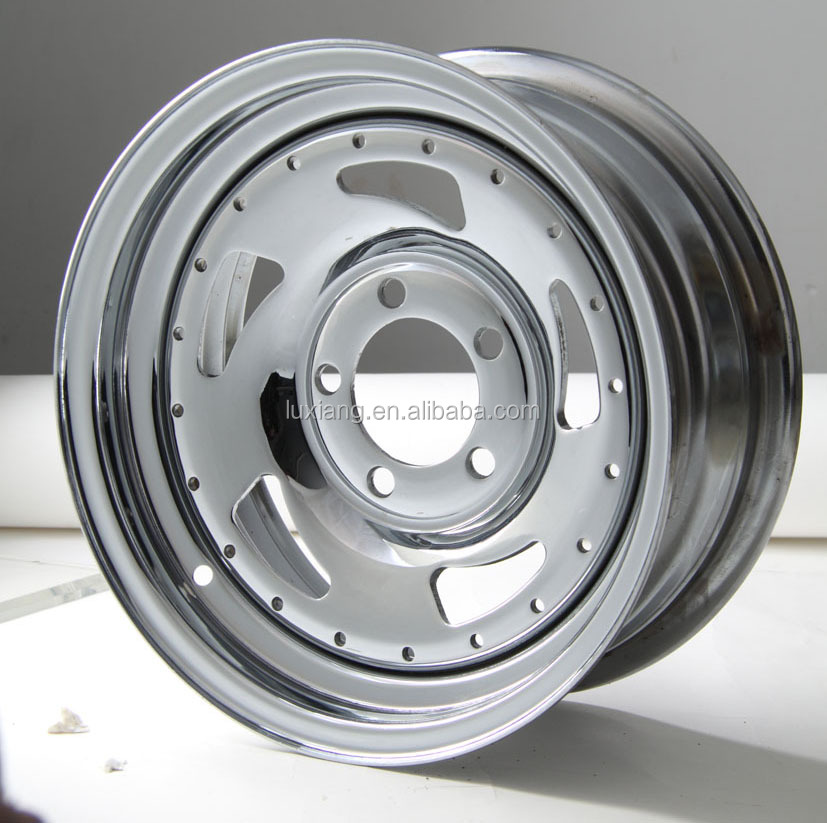 14x6 DIRECTIONAL TRAILER WHEEL/4X4 WHEEL