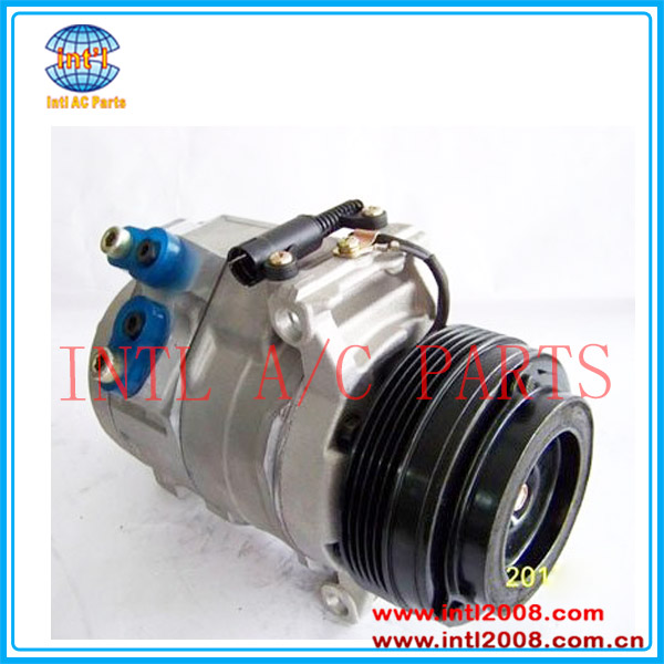 denso 10S17C A/C Compressor used for 2000-2006 BMW X5 /Range Rover L322 3.0i 3.0d diesel /4.4i petrol 64526921650 64528377067