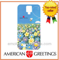 Authorized Samsung Galaxy S4 PU case from American Greetings I9500 cover Galaxy S4 case Galaxy S4 cover