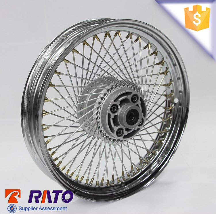 Top quality 3.0-17 motorcycle rear rim wheel