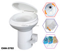 Caravanning Gravity Flush Toilet