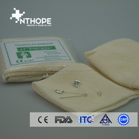 strong triangular bandage for first aid