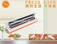 Small Household Vacuum Packaging Machine Vacuum Pump Food Preservation Machine