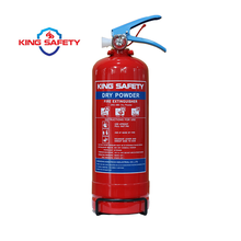 Portable 2kg ABC Dry Chemical Powder Fire Extinguisher