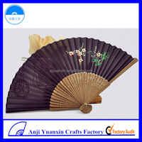 Home Decoration Antique Bamboo Fan Wall Hanging